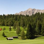 Golfplatz in Seefeld in Tirol