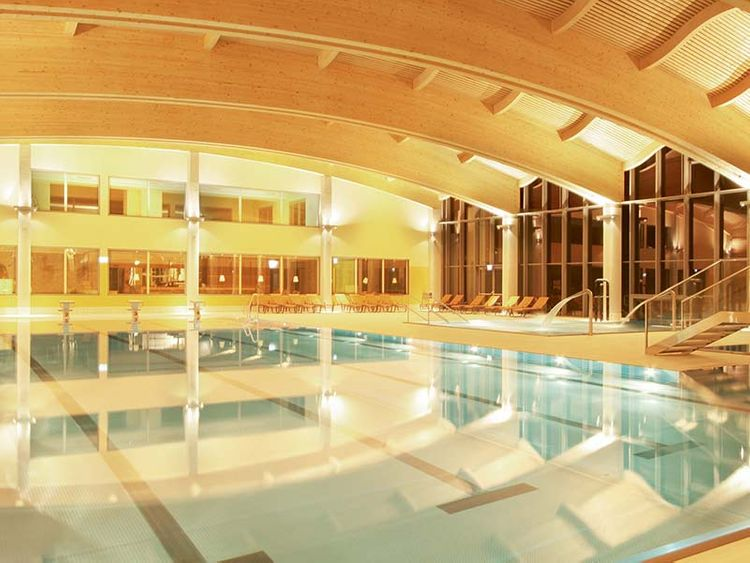 Schwimmbad in Seefeld